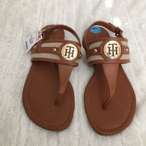 Tommy Hilfiger Sandals- NWT- Size 7.5